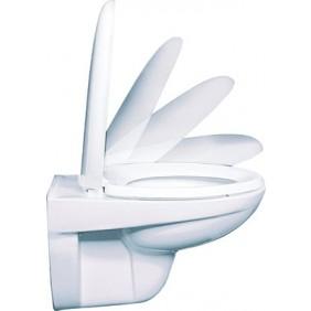 abattant frein de chute lunette wc avec ralentisseur bricozor. Black Bedroom Furniture Sets. Home Design Ideas
