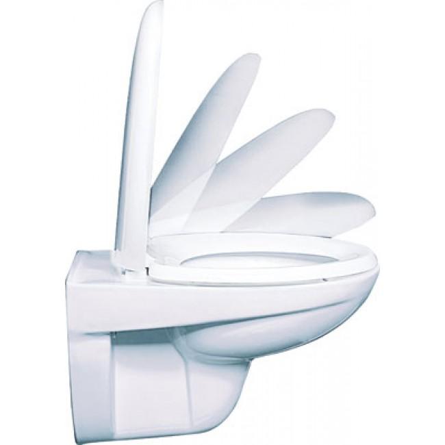 Abattant wc frein de chute - Silencio
