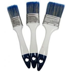 Lot de 3 pinceaux spécial acrylique L'OUTIL PARFAIT