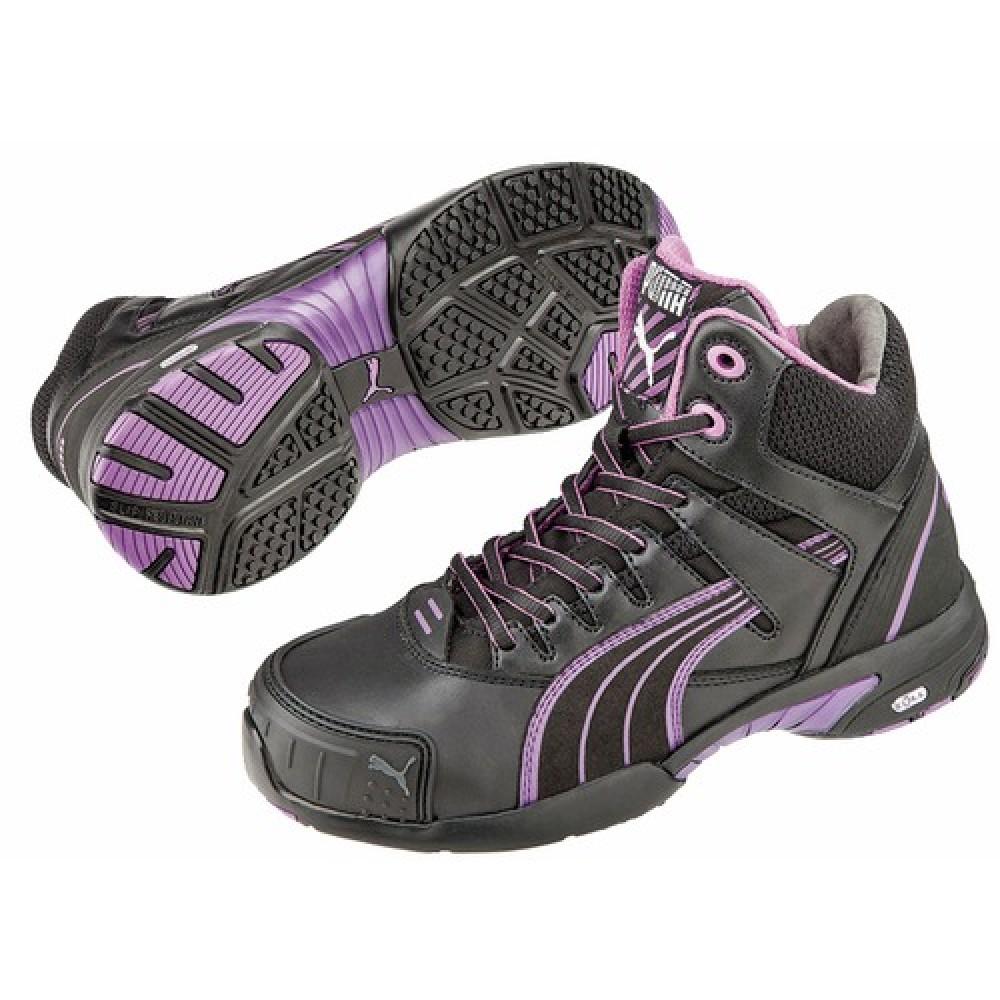 111767d8b42de Chaussures de sécurité hautes pour femmes - Stepper S3 HRO SRC PUMA ...