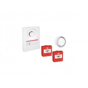 Kit alarme incendie type 4 - alimentation secteur URA