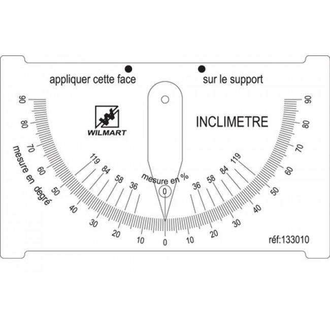 Inclimètre WILMART