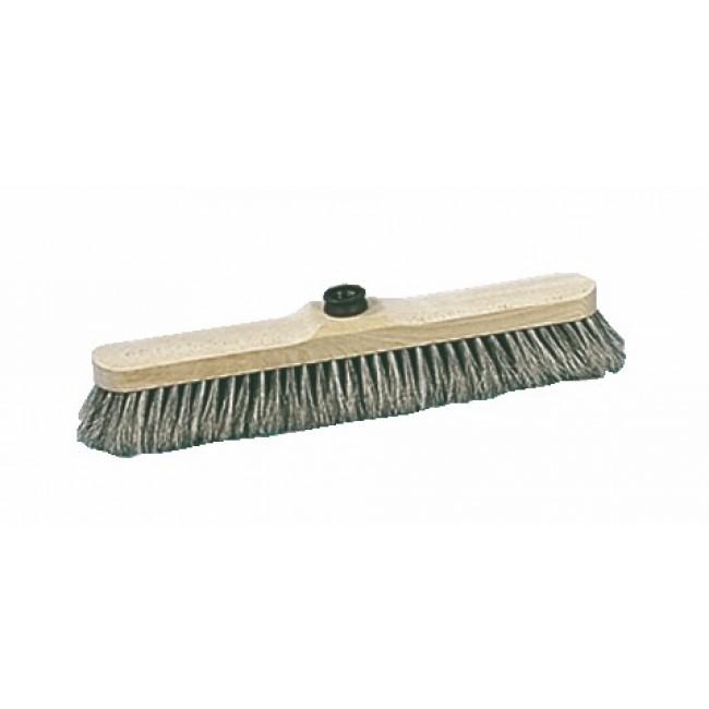 Balais de ménage garniture soie grise BRICOZOR