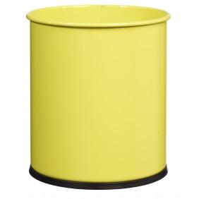 Corbeilles à papier en acier non perforées - 15 litres ROSSIGNOL