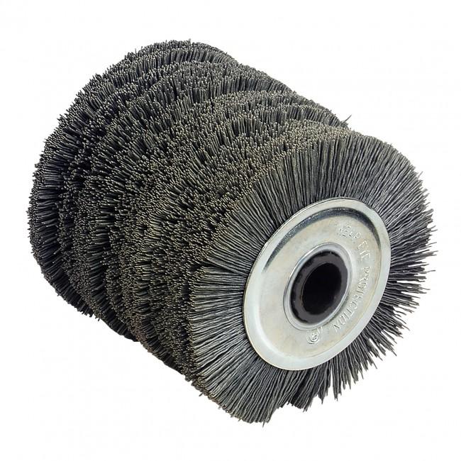 Brosse nylon fil enrobé abrasif - pour rénovateur EnergyBrush-18VBL PEUGEOT
