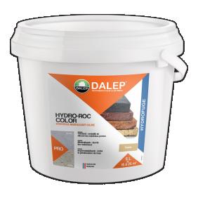 Hydrofuge minéralisant – durcit les supports – coloré – Hydro Roc DALEP