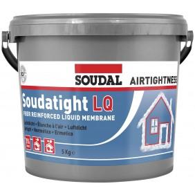 Pâte polymère - étanche à l'air et vapeur - Soudatight LQ SOUDAL