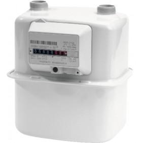 Compteur de circuit gaz-  6x20 - à membrane - G4BP/MP CLESSE