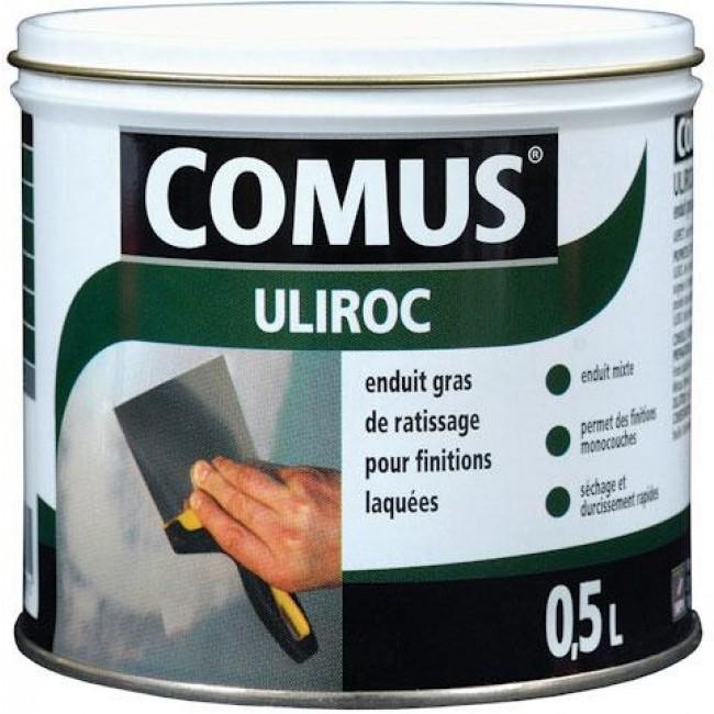 Enduit gras haute dureté - Uliroc blanc COMUS