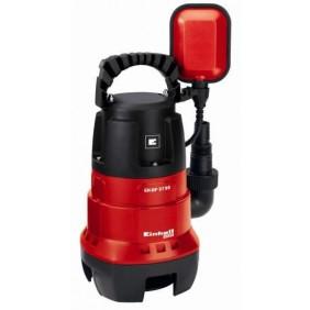 Pompe d'évacuation pour eaux chargées 370 W GH-DP 3730 EINHELL
