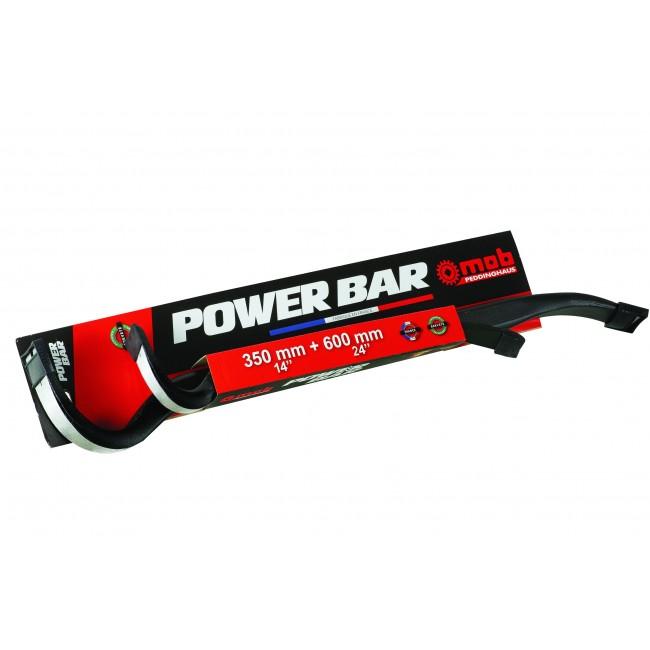 Lot de 2 pinces à décoffrer Power bar 350 + 600mm MOB
