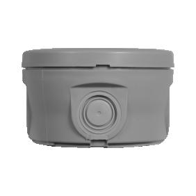 Boite de dérivation IP54 - diamètre 70 - profondeur 45 mm DEBFLEX
