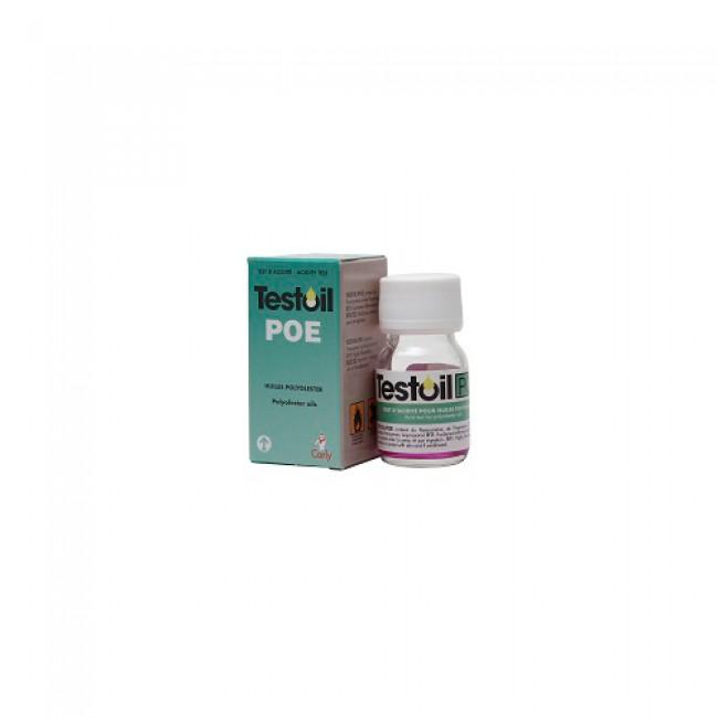 Test d'acidité - identification des huiles Polyol-esters - 30 ml
