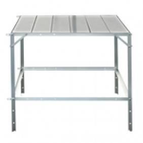 Table de rempotage en aluminium 60x80 cm AT 1 EINHELL