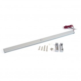 Barre de penderie avec lumière LED - Pollux EMUCA