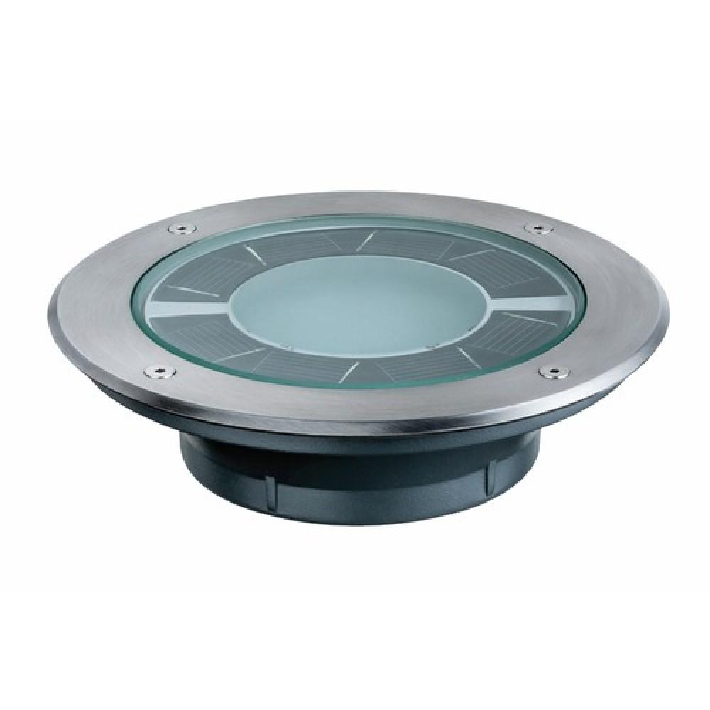 spot encastr solar pandora led solaire tanche ip67 paulmann bricozor. Black Bedroom Furniture Sets. Home Design Ideas