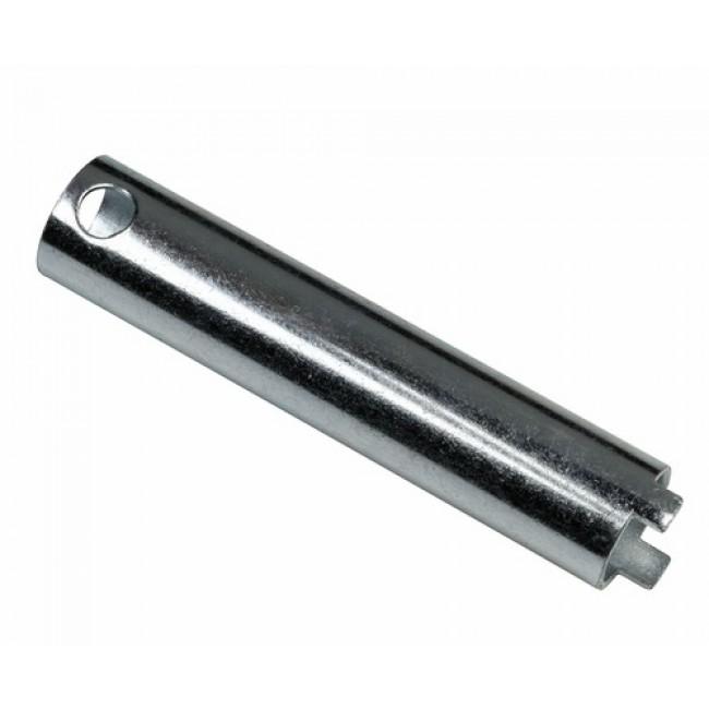 Clé de pose 3015 MS pour serrure de portail à cylindre européen LC 40 LOCINOX