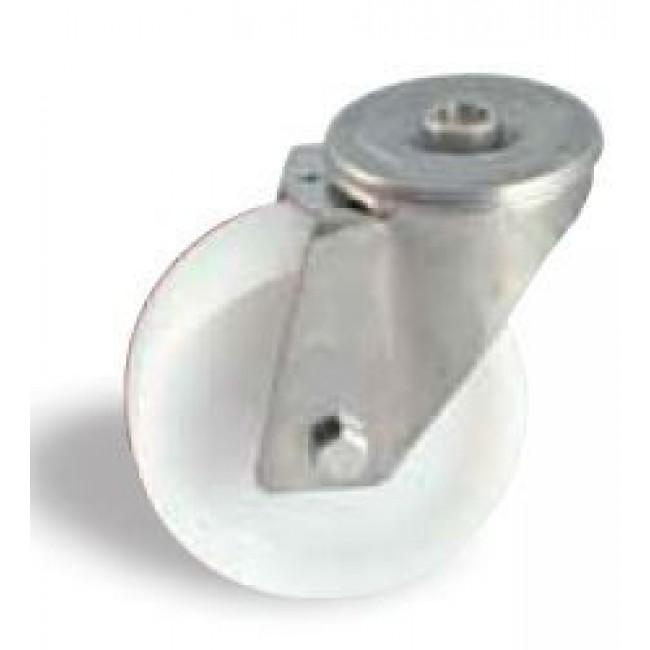 Roulette sur oeil inox pivotant - bandage polyamide AVL