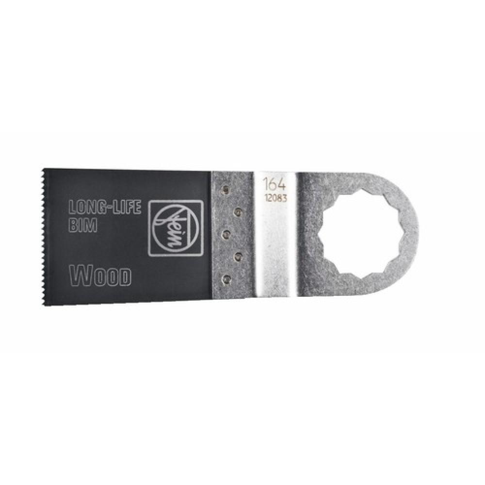 Fein 63502184230 E-Cut Set de 5 Lames de scie Longlife BIM//porte-outil SL 30 x 10 mm
