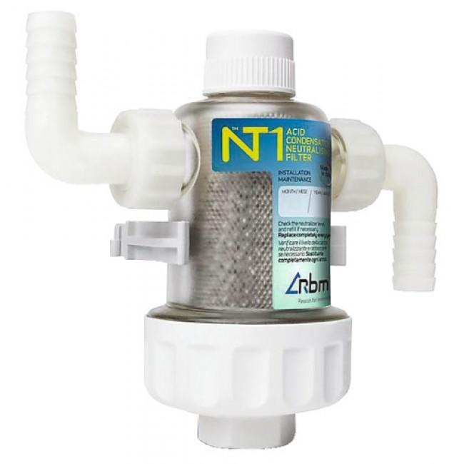 Filtre neutraliseur de condensats - pour chaudières à condensation NT1 RBM