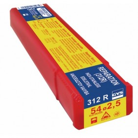 Électrode - inox 312R - soudage des aciers à soudabilité difficile GYS