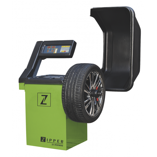Équilibreuse de pneu ZIPPER