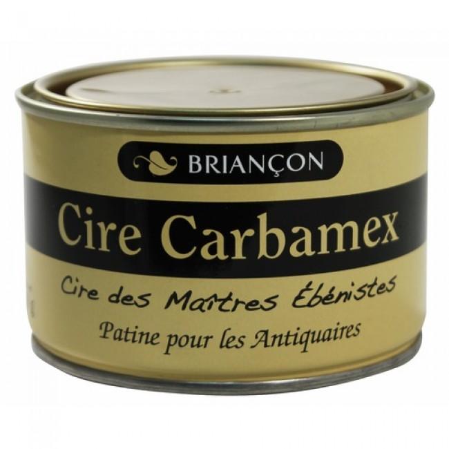 Cire en pâte pour le bois - 400 g - Carbamex BRIANCON