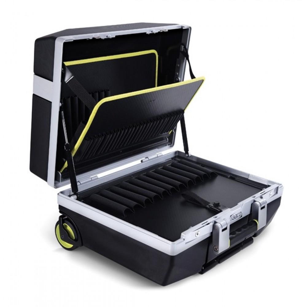 Mallette de maintenance sur roulettes Premium XLT 79 RAACO gUDrE