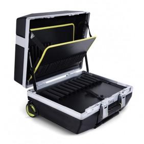 Mallette de maintenance sur roulettes Premium XLT 79 RAACO