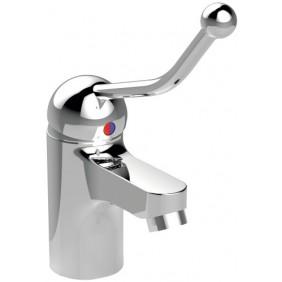 Mitigeur de lavabo - manette allongée - Olyos Pro - Clinic PORCHER