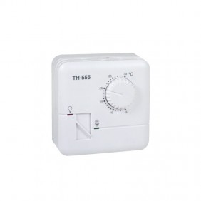 Thermostat compact électronique - TH-555 VOLTMAN