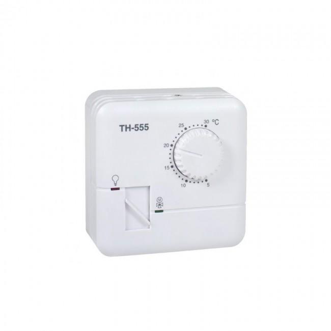 Thermostat compact électronique - TH-555 VOLTMAN