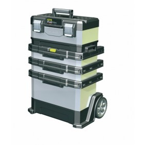 Servante d'atelier - bi-matière 2 tiroirs - FatMax 1-95-622 STANLEY