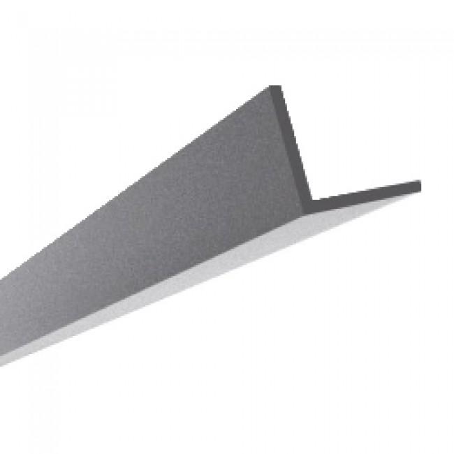 Cornières inégales aluminium 4 m BRICOZOR