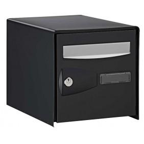 Boîtes aux lettres Probox double face, noir DECAYEUX