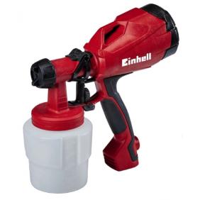 Pistolet à peinture électrique - 400 watts - pulvérisateur - TC-SY EINHELL
