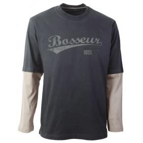 T-shirt 100% coton - Dover BOSSEUR