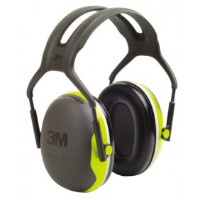 Casque antibruit - PELTOR™ X4 3M