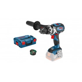 Perceuse à percussion GSB 18V-85 C Connectée coffret L-Boxx - solo BOSCH