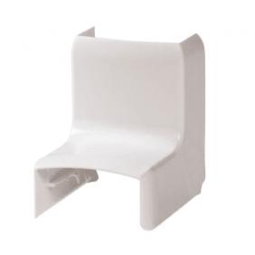 Angle variable intérieur blanc pour moulure électrique Kéva PLANET WATTOHM