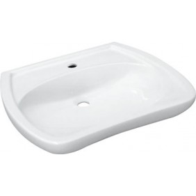 Lavabo en céramique -PMR - 65x65cm - Paracelsus SELLES