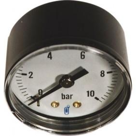 Manomètre à boîtier sec en ABS - diamètre 50 mm DISTRILABO