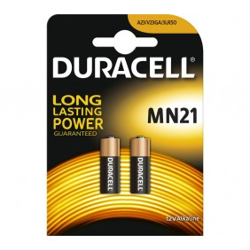 Piles alcalines 12V - MN21 DURACELL