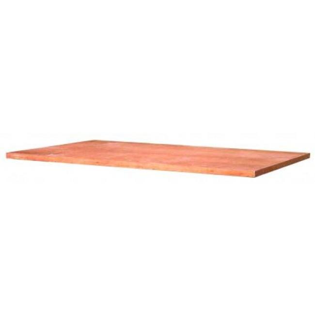 Plateau en bois 40 mm, 160x70 cm pour établi OUTIFRANCE