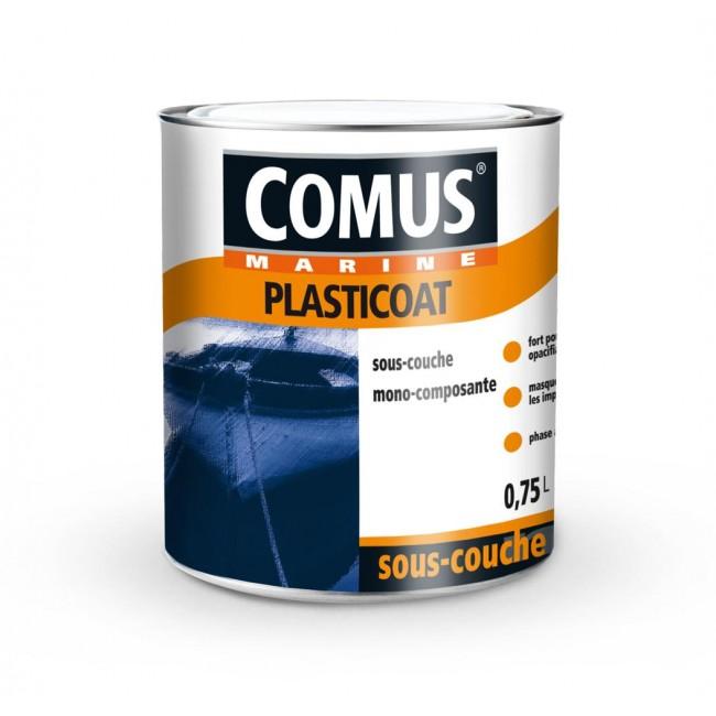 Sous-couche universelle monocomposante - blanc - Plasticoat COMUS