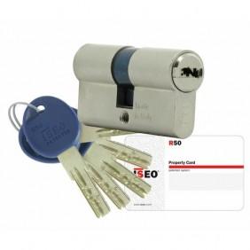 Cylindre de haute sûreté - double - clés protégées - ISR50 ISEO