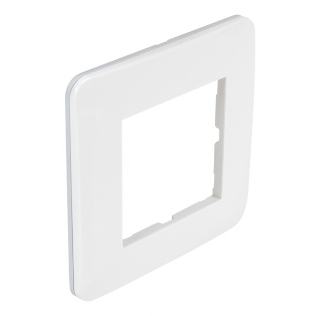 Plaque Casual - blanc brillant DEBFLEX