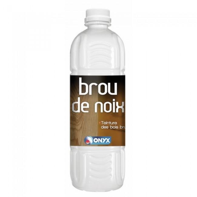Brou de noix - 1 litre ONYX
