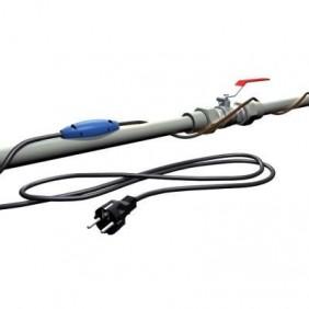 Câble chauffant - Antigel - pour plancher chauffant SUD RAYONNEMENT