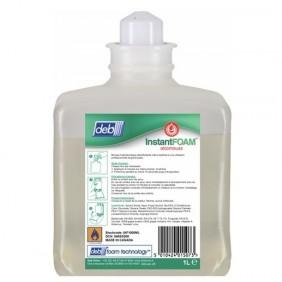 Cartouche de mousse désinfectante 1L DEB